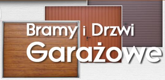 Bramy i drzwi garażowe